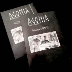 Materiały Skryby - Agonia