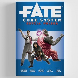 Fate Core System (Edycja...